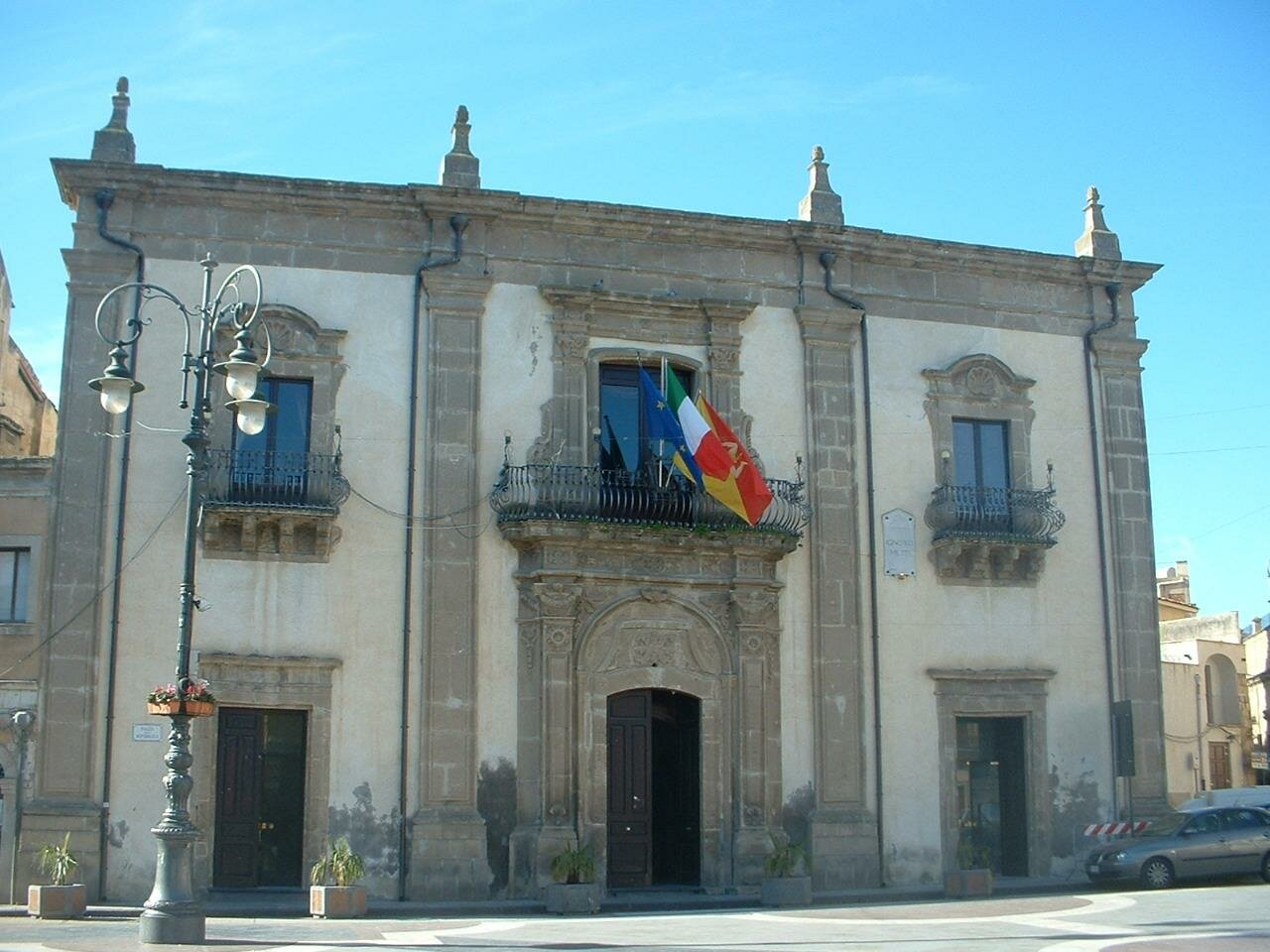 Regalbuto Municipio