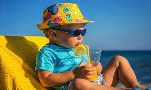 Bambini ed estate. I consigli dei pediatri