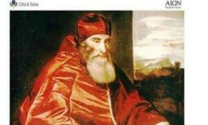 Locandina lezioni Tiziano