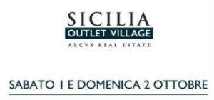 Sicilia Outlet Village: il 1 e 2 ottobre chef stellati e percorsi del gusto