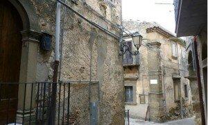 troina centro storico