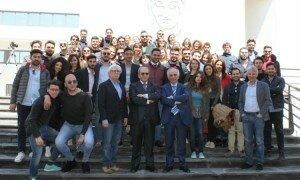 I rappresentanti degli studenti con i vertici dell'Ateneo