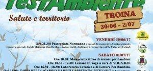 """Da Venerdì 30 a Domenica 2 Luglio la 2° Edizione di """"Festambiente Troina"""""""