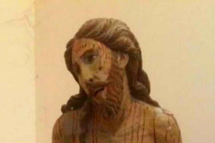 cristo flagellato