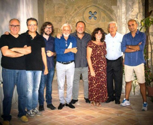 LicatAutori 2017 terza serata Foto di gruppo finale